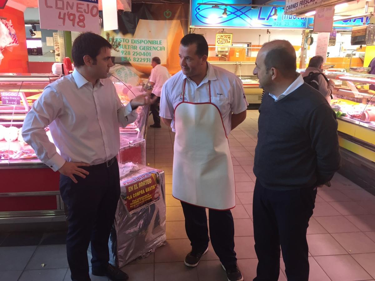 Visitamos el Mercado deAltavista