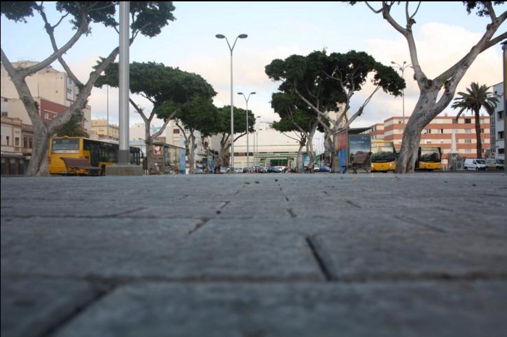 Solicitamos la culminación de la nueva Plaza Manuel Becerra con la adecuación de un espacio infantil y áreas dedescanso