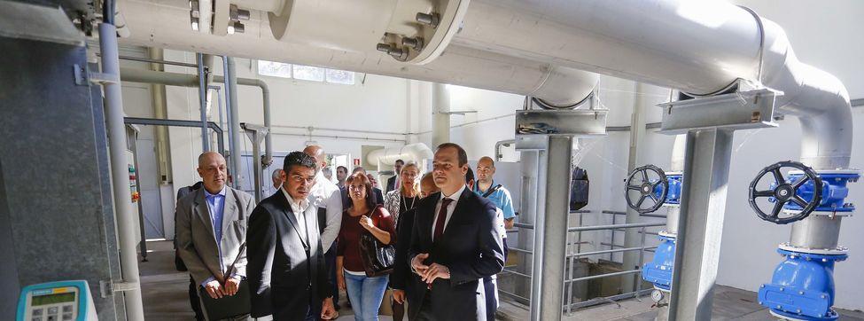 El  Grupo Popular exige a Hidalgo responsabilidades por recepcionar la depuradora de Tamaraceite sin informes técnicos que avalen sufuncionamiento