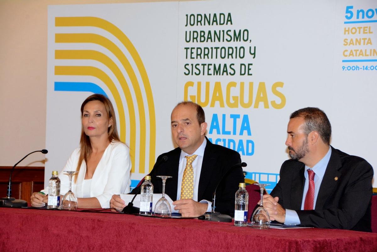 El PP pide al Gobierno de Canarias que financie el BRT de Las Palmas de Gran Canaria y deje las ocurrencias enmovilidad