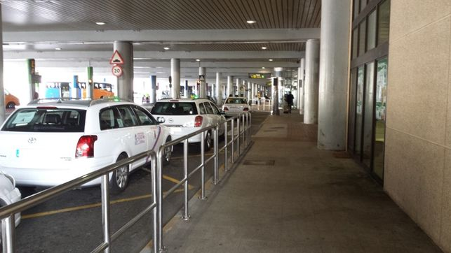 El  PP felicita al sector del taxi por la segunda ratificación judicial del 'transfer' al Aeropuerto pese a la oposición delTripartito