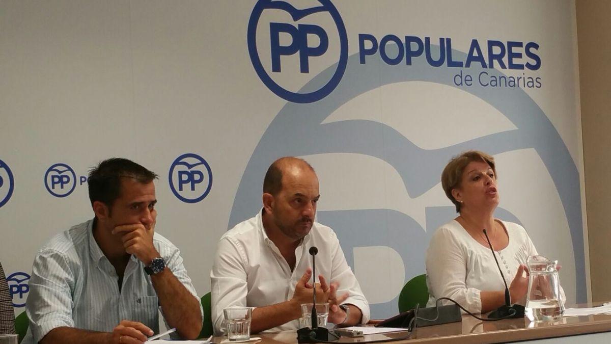 El PP insta al Tripartito que exija ante el Cabildo y Ejecutivo Regional el cumplimiento del Convenio de Financiación de la IV Fase de laCircunvalación