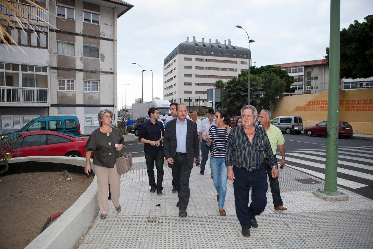 El PP solicita al Tripartito un plan de desratización y de limpieza de las zonas verdes en LaPaterna