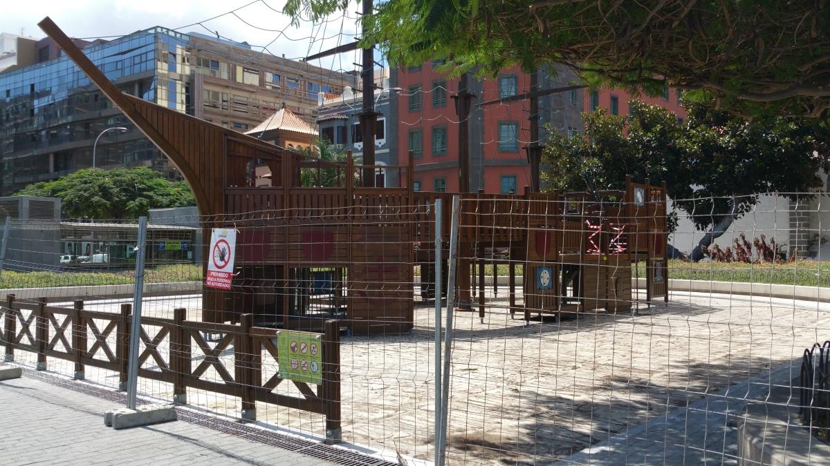 El PP advierte al Tripartito que el Parque San Telmo no es un descampado en medio de laciudad