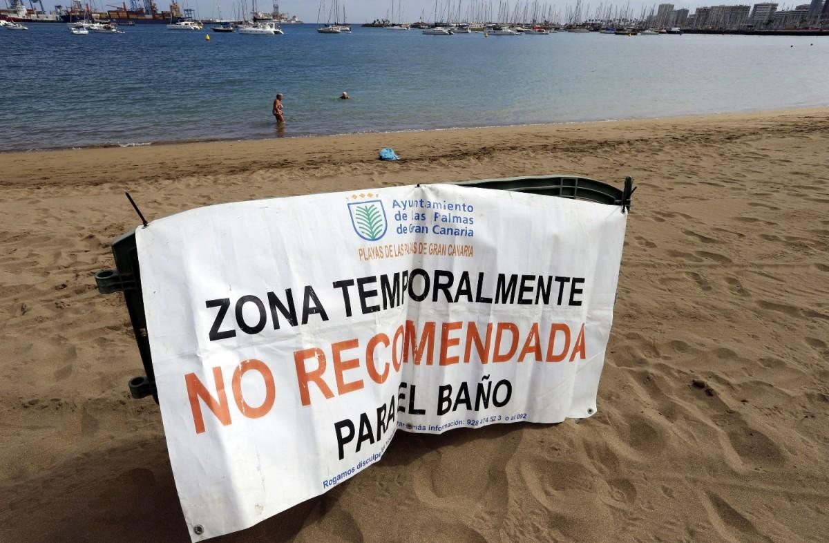 El PP solicita al Tripartito que se intensifique la coordinación con la Autoridad Portuaria para contención de vertidos en el litoralcapitalino