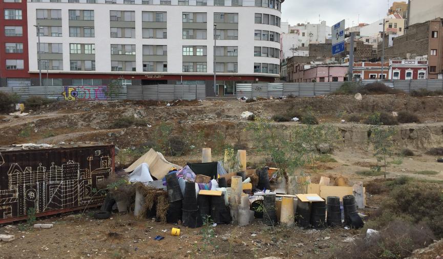 El PP alerta del preocupante incremento de personas sin hogar y 'okupas' en laciudad
