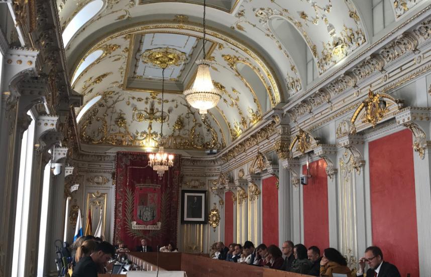 """El PP reclama al Tripartito que exija al Cabildo compensar a la capital en la próxima anualidad del FDCAN por el """"maltrato"""" recibido en2017"""