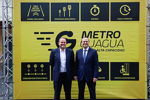 """Sabroso: """"El rechazo a la Metroguagua por los ciudadanos es cada vez mayor por la mala gestión del proyecto que hace elTripartito"""""""