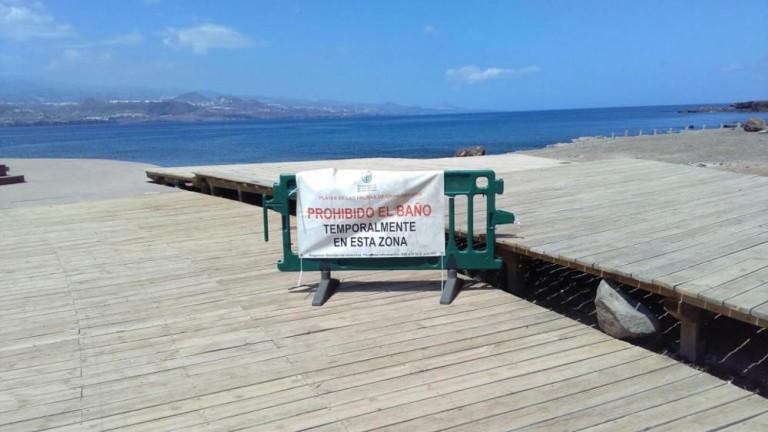 """El PP afirma que la gestión del Tripartito es una """"verdadera tragedia"""" para las playas de lacapital"""