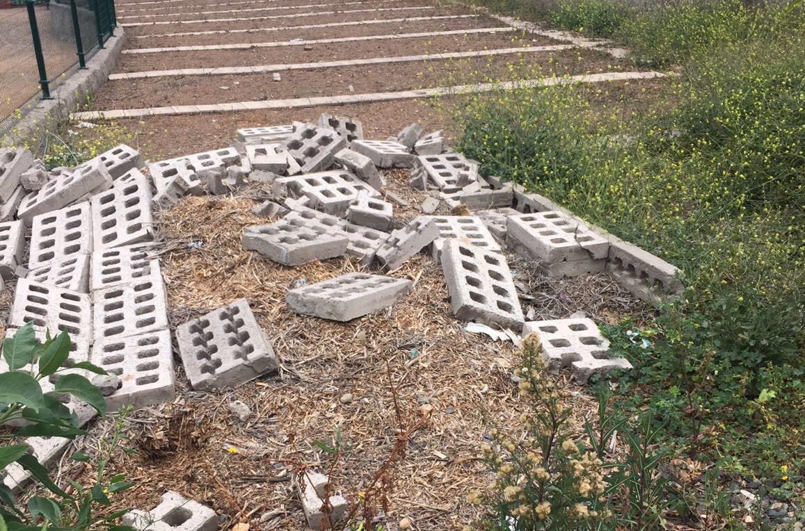 """El PP denuncia que el """"deplorable estado"""" de la Finca Dominguito simboliza el abandono del Tripartito hacia los huertos urbanosmunicipales"""