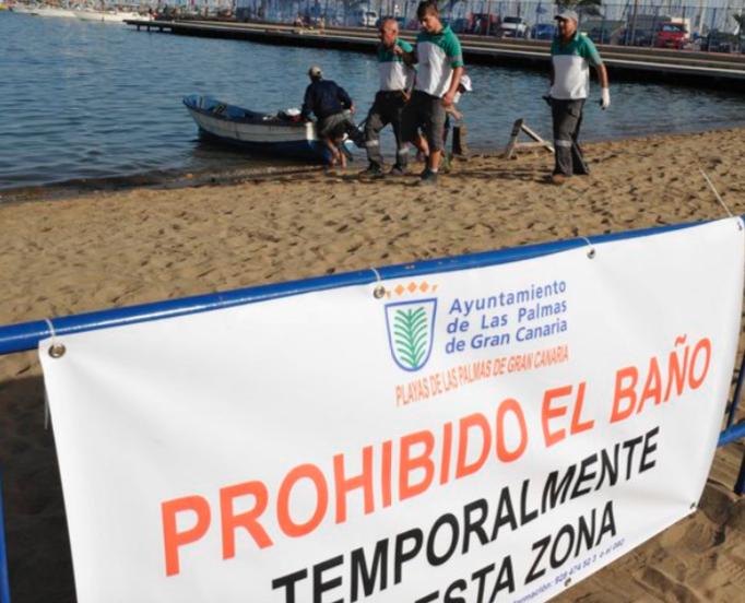 """Cardona: """"Si el Alcalde tuviera un poco de dignidad cesaría de inmediato al edil de Playas por ocultar deliberadamente el grave episodio de contaminación de LasAlcaravaneras"""
