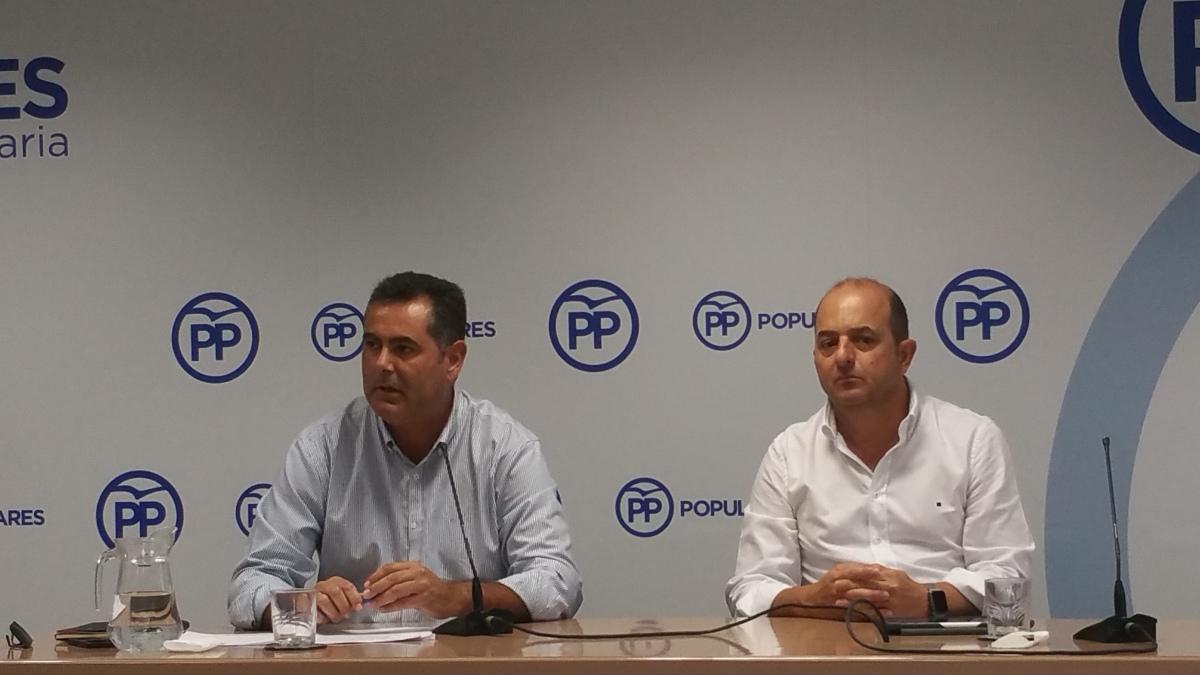 El PP solicita Hidalgo el reinicio inmediato de las obras de las 23 nuevas viviendas del ARRU deTamaraceite