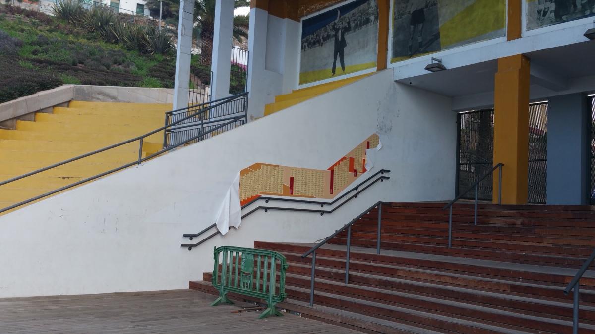 El PP sugiere al Tripartito que adecente el Parque Estadio Insular antes de fantasear con futuriblesproyectos