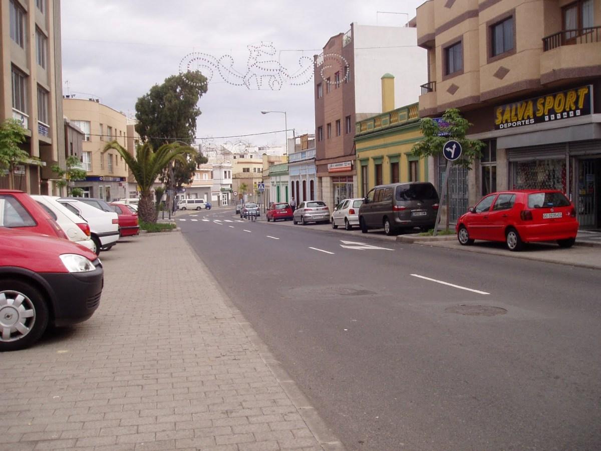 El PP solicita al Tripartito que impulse la ZCA de Tamaraceite favoreciendo el estacionamiento de vehículos y mejorando los serviciospúblicos