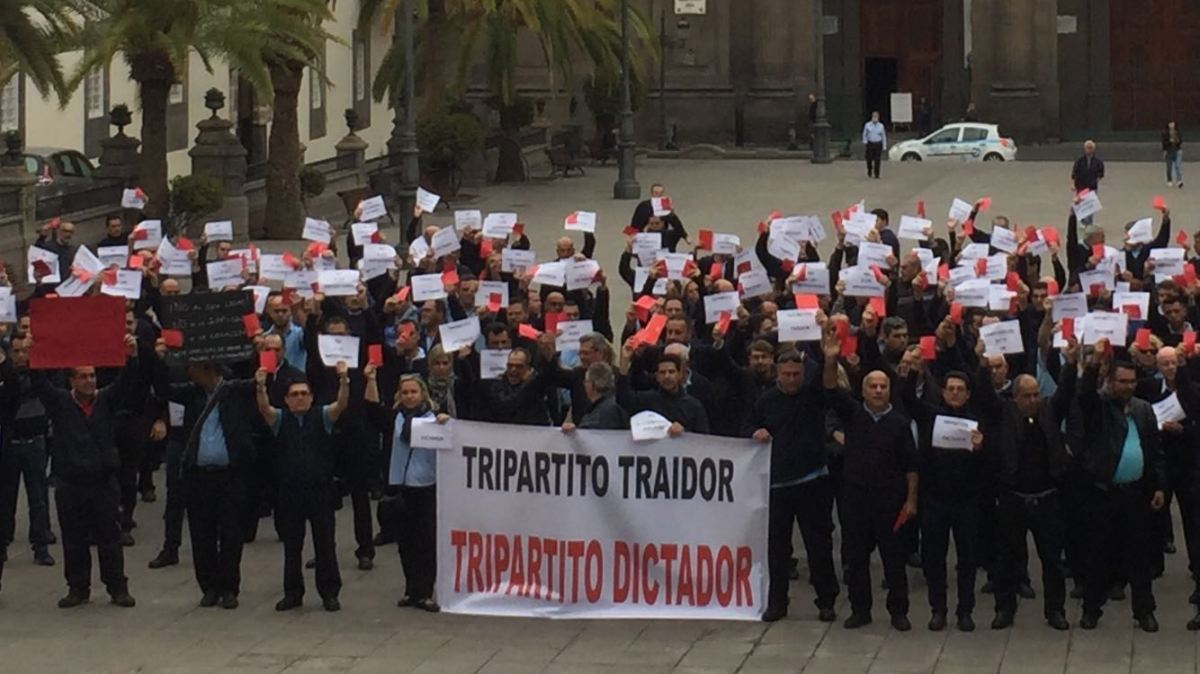 """El PP lamenta otro nuevo """"lío"""" del Tripartito a cuenta del Reglamento de la Mesa delTaxi"""